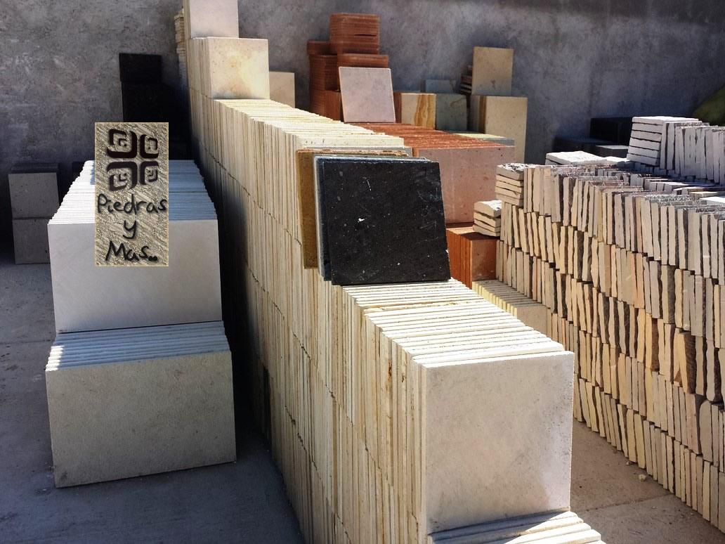 pisos y fachadas losetas mosaico cantera piedrines muro roca laja